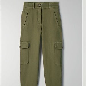 Wilfred Free Cargo Pants - Brand New